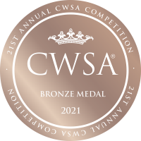 CWSA 2021 stickers Bronze Medal