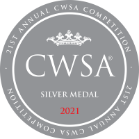 CWSA 2021 stickers Silver Medal