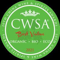 CWSA BV 2021 stickers BIO Medal