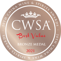 CWSA BV 2021 stickers Bronze Medal