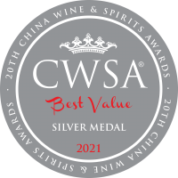 CWSA BV 2021 stickers Silver Medal